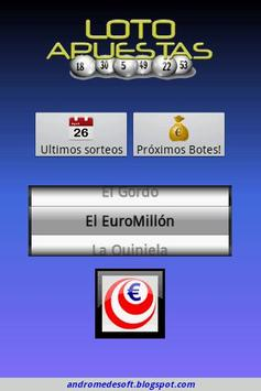 LotoApuestas Spanish Lottery for Android - APK Download