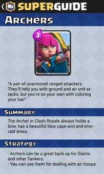 Guide for Clash Royale apk screenshot