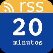 Lector RSS para 20Minutos.es icon