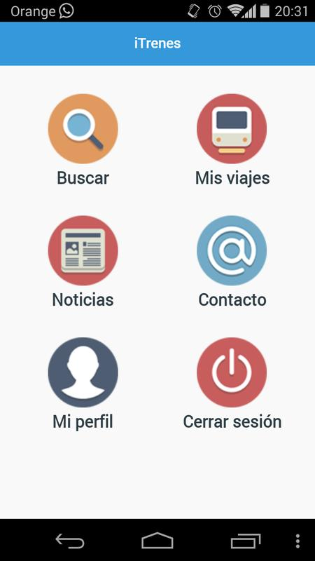 Itrenes Compartir Mesa Ave For Android Apk Download
