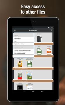urCollection, sales force app apk screenshot