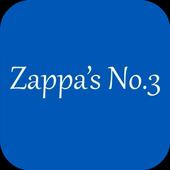 Zappa's no.3 icon