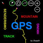 GPS Senderismo - MountainBike icono
