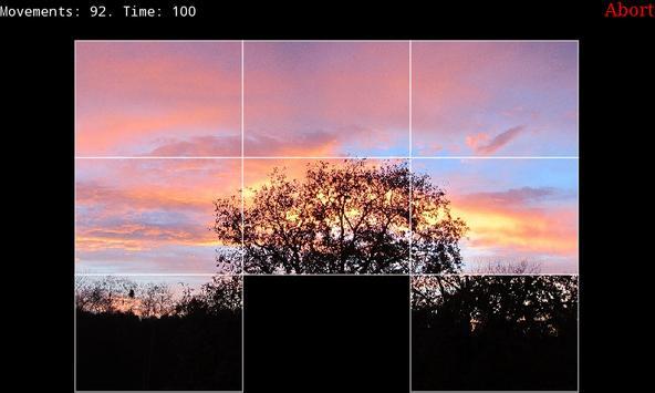Sliding Puzzle screenshot 3