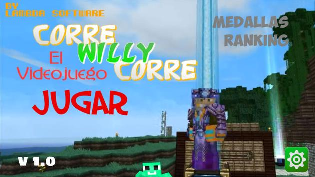 Corre Willy Corre apk screenshot
