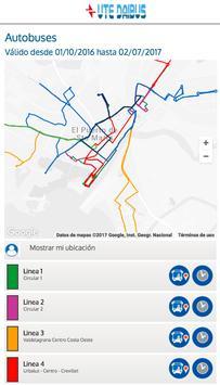 Autobuses Urbanos El Puerto de Santa María screenshot 1