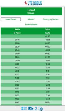 Autobuses Urbanos El Puerto de Santa María screenshot 2