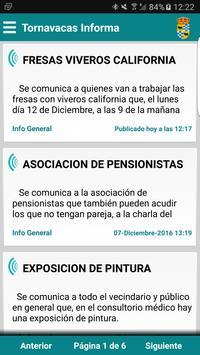 Tornavacas Informa poster