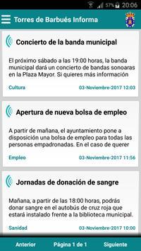 Torres de Barbués Informa poster
