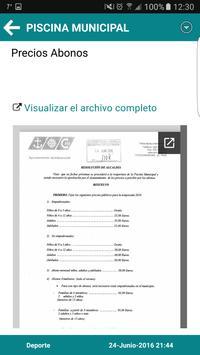 Almuradiel Informa apk screenshot