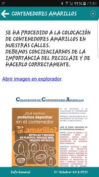Carmonita Informa screenshot 2