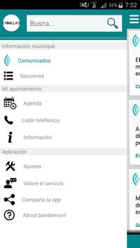 Chimillas Informa screenshot 2