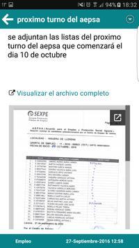 Higuera de Llerena Informa apk screenshot