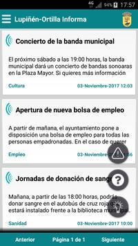 Lupiñén-Ortilla Informa poster