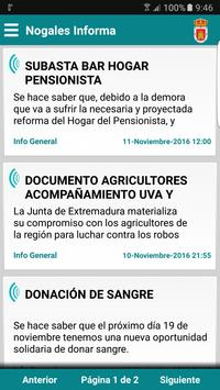 Nogales Informa poster