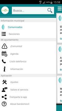Oroso Informa apk screenshot