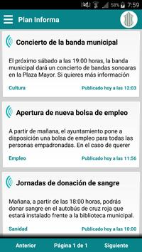 Plan Informa screenshot 2