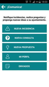 Robleda Informa screenshot 3