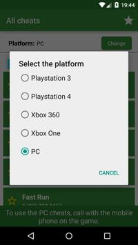 Cheats - GTA 5 screenshot 18