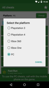 Cheats - GTA 5 screenshot 4