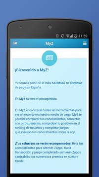 MyZ poster