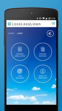 My LossLessLinen apk screenshot