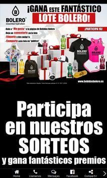 BEBIDAS BOLERO poster