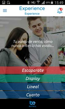 Be Retail poster