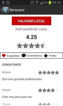 Costa 10 apk screenshot