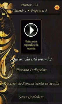 Juego Trivial Sevilla Cofrade apk screenshot