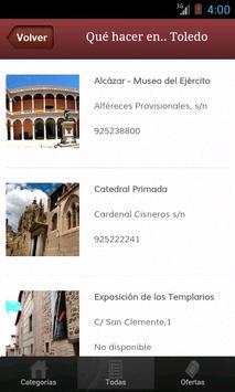 Qué hacer en.. Toledo apk screenshot