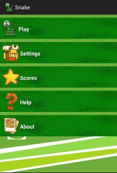 Snake apk screenshot