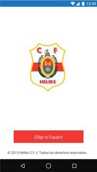 Helike Club de Fútbol poster
