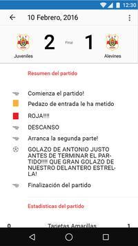 Helike Club de Fútbol apk screenshot