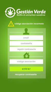 Gestión Verde poster