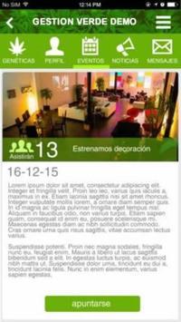 Gestión Verde apk screenshot