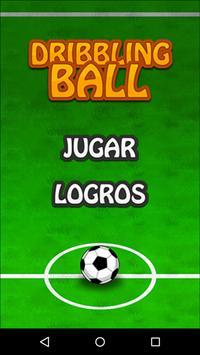 Dribbling Ball poster