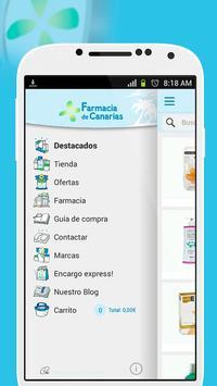 Farmacia Canarias poster