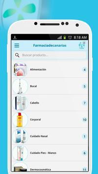 Farmacia Canarias screenshot 1