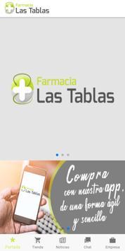 Farmacia Las Tablas poster