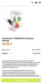 Farmacia Las Tablas screenshot 2