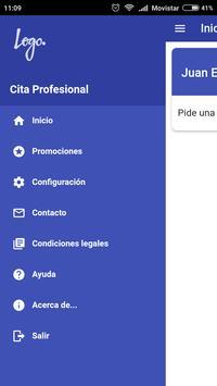 Club de Pádel Rinconada apk screenshot