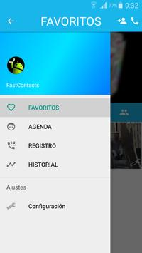 Fast Contacts - Contactos poster