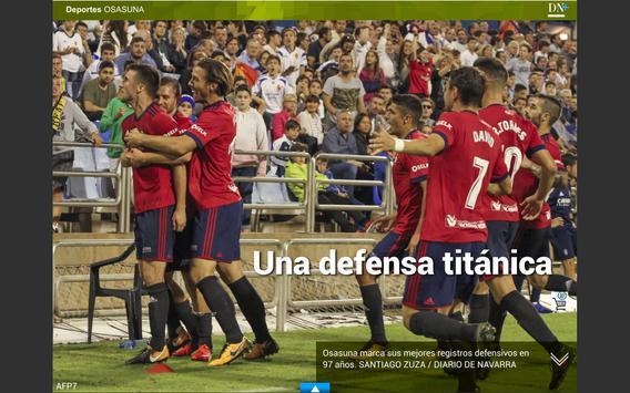 Diario de Navarra screenshot 14