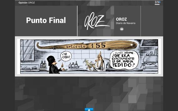 Diario de Navarra screenshot 15