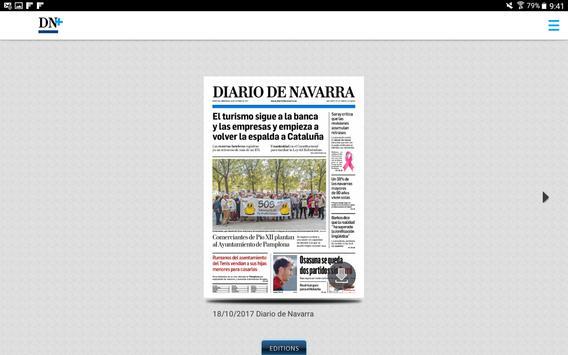Diario de Navarra screenshot 10