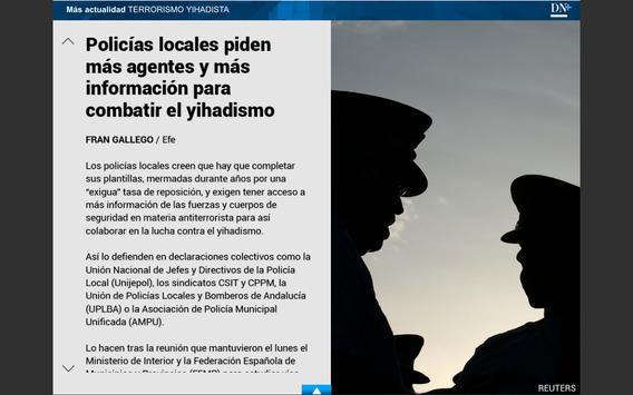 Diario de Navarra  DN+ Tablet apk screenshot