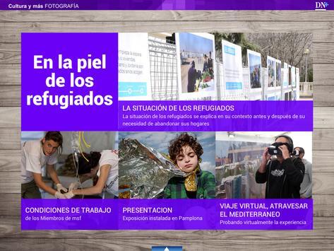 Diario de Navarra screenshot 6