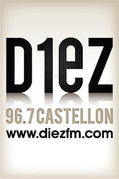 Diez FM (No funciona) screenshot 1
