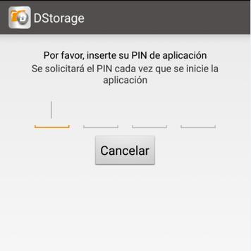 DStorage apk screenshot